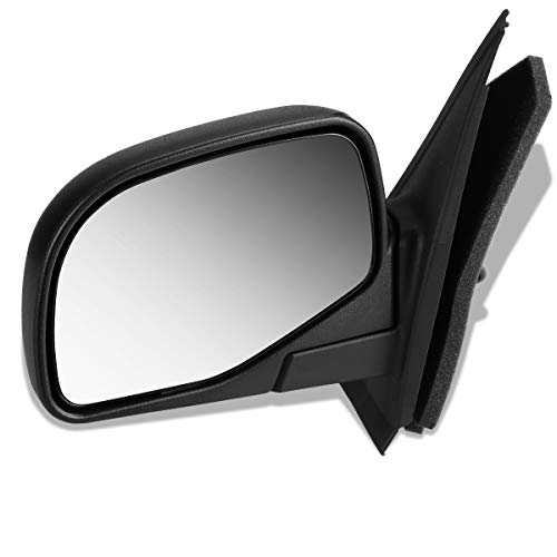 DNA MOTORING OEM-MR-FO1320113 FO1320113 OE Style Powered Driver/Left Side View Door Mirror for Ford Explorer Sport Trac 95-01