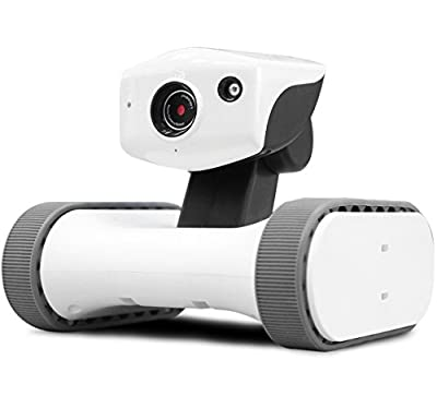 Appbot Riley - Wireless Android IOS complianced Home security Robot Camera