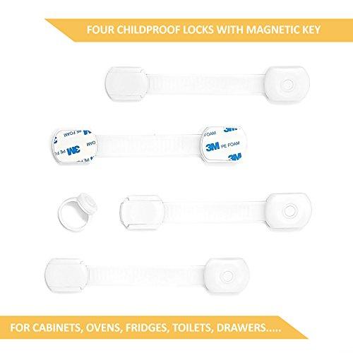 Babyproof Oven Freezer Locks Refrigerator product image