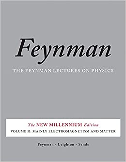 image for The Feynman Lectures on Physics, Vol. II: The New Millennium Edition: Mainly Electromagnetism and Matter (Feynman Lectures on Physics (Paperback)) (Volume 2)