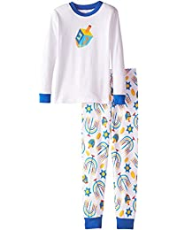 29c9bdd7f2 Unisex Kids Long John Pajamas