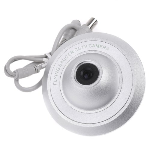 1/3'' CMOS 3.6mm Wired CCTV Camera 380TVL PAL Mini Home Security Camera Surveillance Camera Clear Stock
