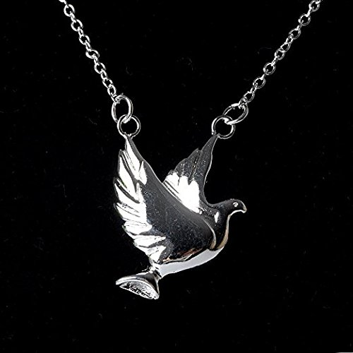 Peace And Dove Necklace - 3