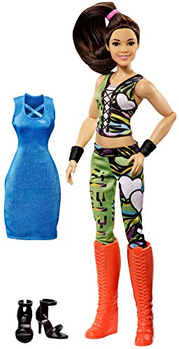 WWE Superstars Bayley Doll ()