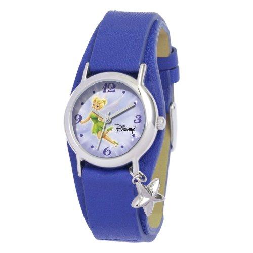 Ewatchfactory Kids' 61006-3421 Disney Tinker Bell Charm Watch