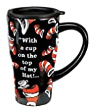 Dr Seuss Cat in the Hat Travel Mug New Gift
