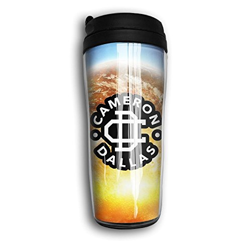 POOLLI Cameron-Dallas Cool 3D Design, Good Quality And Heat Preservation Coffee Cup