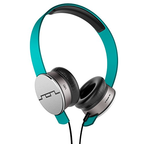 SOL REPUBLIC Tracks HD On-Ear Headphones - Turquoise (1241-26)