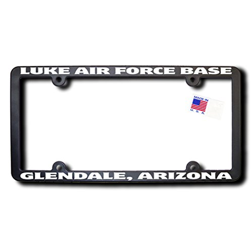 LUKE AIR FORCE BASE - GLENDALE, ARIZONA License Frame