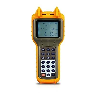 AUGOCOM RY S110 CATV Cable TV Handle Digital Signal Level Meter DB Best Tester
