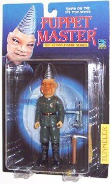 Puppet Master No.005 Tonera / Puppet Master Tunneler - Puppet Master Tunneler