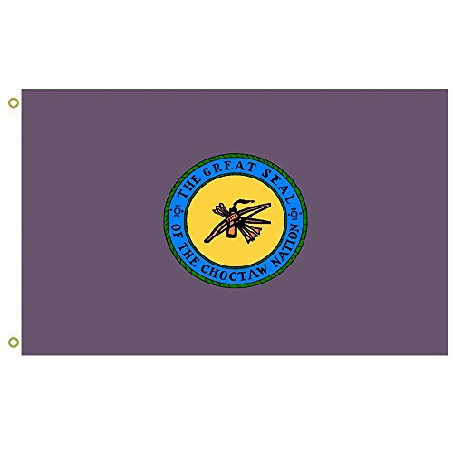 Large Flag Choctaw Choctaw Nation Flag outdoor Flag Flying flag 3x5ft banner]()