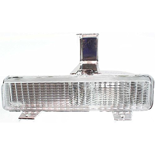 (Turn Signal Light compatible with Chevrolet Chevy Caprice 80-90 RH Lens and Housing On)