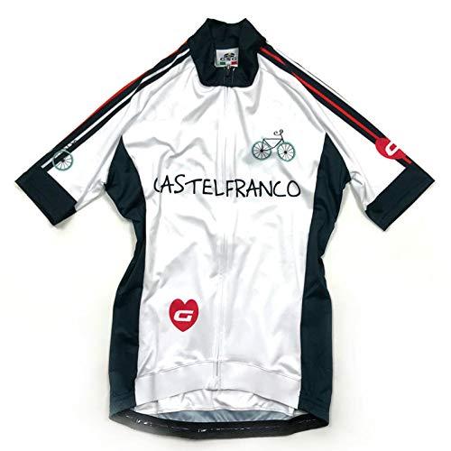 GSG Castelfranco 2 Lady Jersey ホワイト M(G9S-C2L-JY-WH-M)   B07QVYJJSV