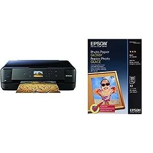 Epson Expression Premium XP-900, C11CF54402 + Papel fotográfico Photo Paper Glossy A3, 20 hojas