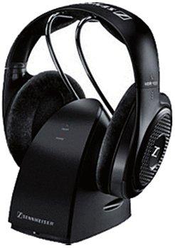 Sennheiser RS-127 - Auriculares (Supraaural, Diadema, 20-20500 Hz, Alámbrico/Inalámbrico, RF, 21h) Negro: Amazon.es: Electrónica