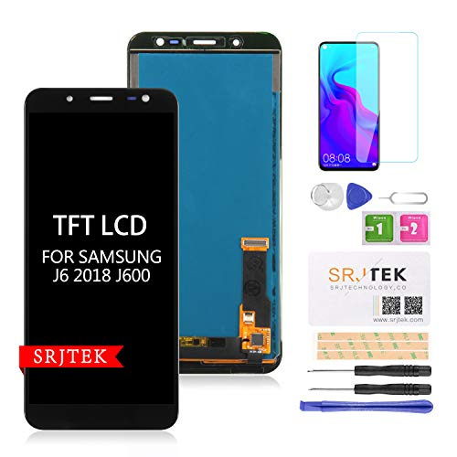 Screen Replacement for Samsung Galaxy J6 2018 / Galaxy On6 J600 J600L J600N J600G/DS J600F/DS 5.6