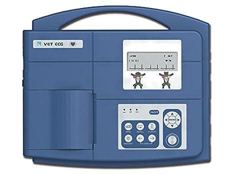 Edan Veterinary ECG, 3 canales
