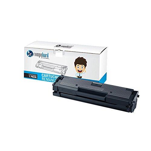 COMPUHARD Toner Alternativo Samsung 111S M2020 M2022 M2070 1,000 Impresiones