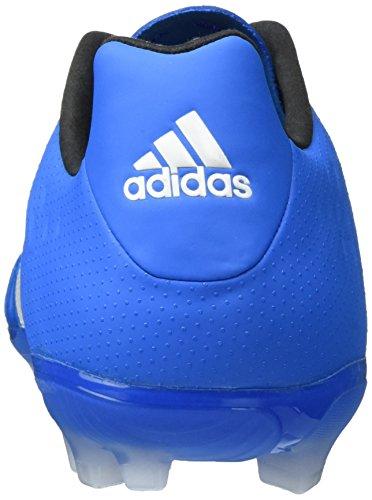 adidas Ace 16.1 Ag, Zapatillas de Deporte Interior para Hombre Azul / Verde / Blanco (Azuimp / Seliso / Ftwbla)