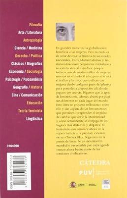 Feminismo en el mundo global (Feminismos): Amazon.es: Valcárcel, Amelia: Libros