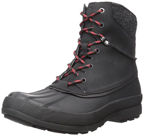 SPERRY Top-Sider Men's Cold Bay Winter Boot (11 M US, Black) (Sperry Bay Gold)