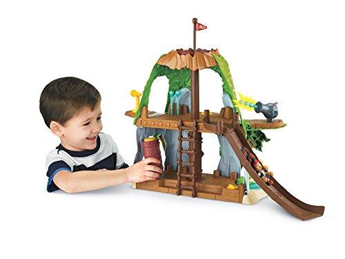 Fisher Price Disneys Jake Never Pirates