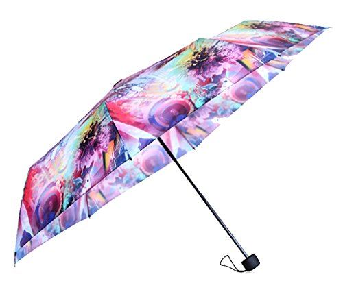 Generic Oversize Outdoor Umbrella Size 55inch Color Pink by Generic