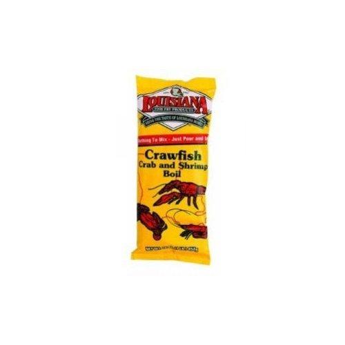 Louisiana Lousiana Fish Fry Crawfish Crab And Shrimp Boil 16 FZ (Pack of 24)