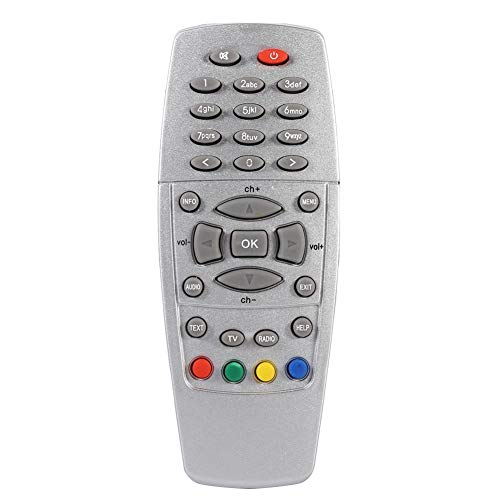 VBESTLIFE Universal Replacement Remote Control for DREAMBOX DM500 500 S/C/T Series Set-top Box