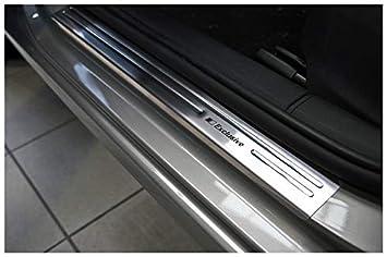 Tuning-Art 971 Edelstahl Einstiegsleisten Set