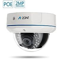 A-ZONE 2MP PoE dome camera