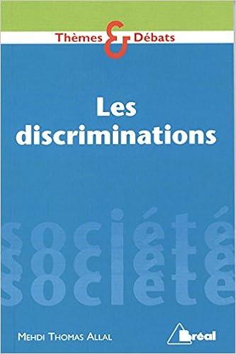 Livres gratuits Les discriminations pdf ebook