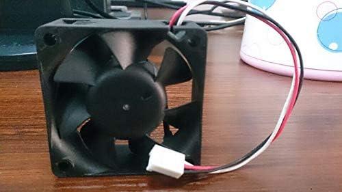 Original For AVC DAKA0625B2U 12V 0.65A three wire tachometer 6CM dual ball bearing cooling fan