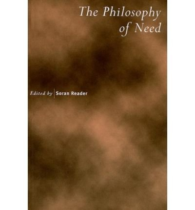 Download The Philosophy of Need (Royal Institute of Philosophy Supplements) pdf