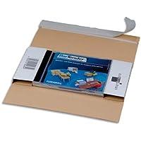 Buste cartone per Cd-Dvd SmartBox con custodia 22,5x12,5x1,2cm