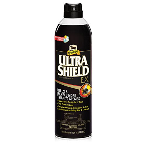 Absorbine Ultrashield Ex Insecticide/Repellent 15 Ounce Aerosol Spray