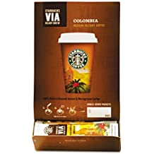 Starbucks VIA Ready Brew Instant Coffee - Colombia