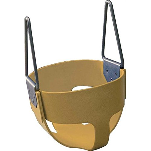Olympia Belt (Olympia Sports PG043P Rubber Enclosed Infant Swing Seat - Ten)