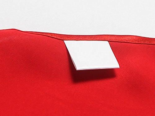 LSHARON - Tangas - para mujer Rosa Roja