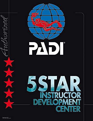 (NEW 2017 Updated Padi Divemaster Crewpack with Free Mares Compact Surface Marker Buoy)