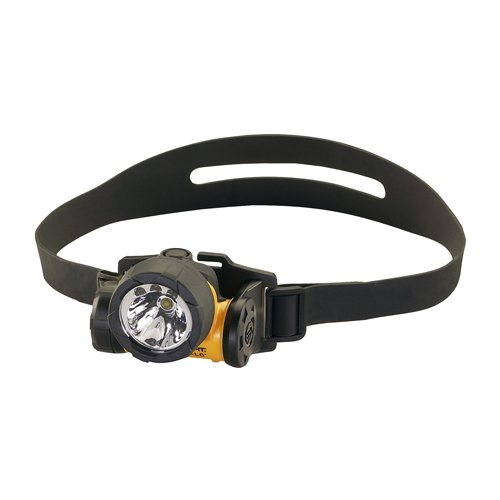 Streamlight 61025 Trident HAZ-LO Division 1 Headlamp, White LED/Yellow - 85 Lumens