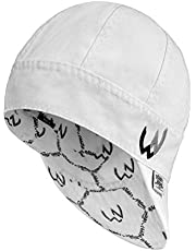 Welder Nation 8 Panel Welding Cap, Durable, Soft 10 oz Cotton Duck Canvas, for Safety and Protection While Welding. Stick ARC