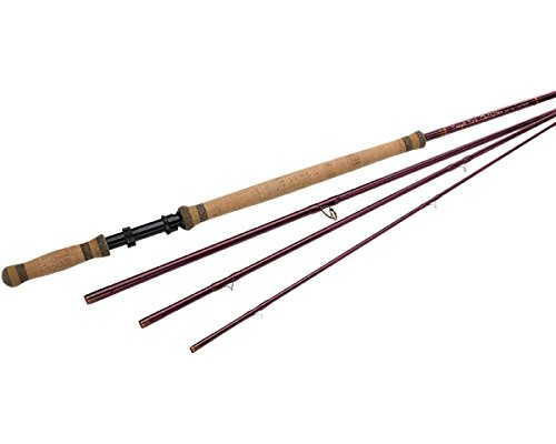 Series Two Handed Spey Rods - TFO Deer Creek Series Spey Rod - 4-Piece 7/8 Weight, 14ft