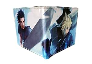 Final Fantasy: Zach and Cloud Advent Wallet