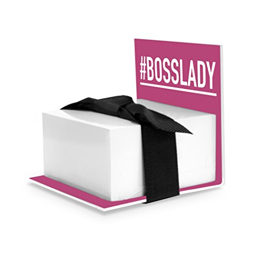 Boss Lady Sticky Notes Holder