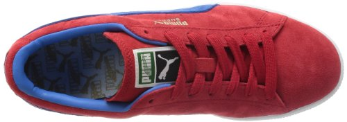 Rouge Mode Suede high Baskets Risk Blue Red Mixte french Adulte Classic Puma nYRwqtdt
