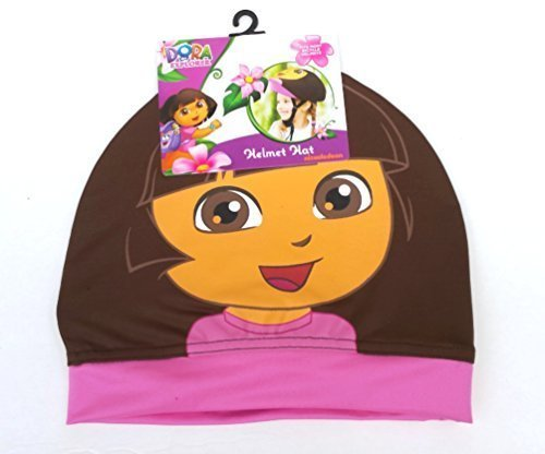 Dora The Explorer Helmet hat - Dora The Bicycle Explorer