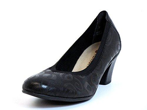 Remonte Women Pumps black, (schwarz) R8809-01 Schwarz