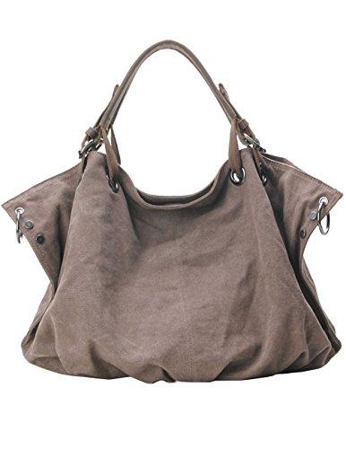 Menschwear Herren & Damen Cross-body Tasche Hand Handle Tasches Schulter Tasche Travelling Tasche Cream Beige